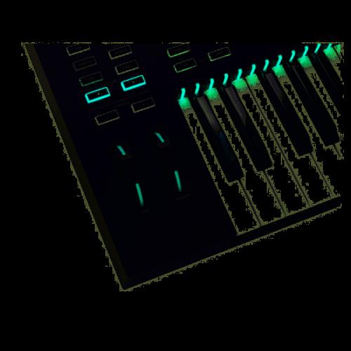 Novation 49SL MKIII Tastiera Controller