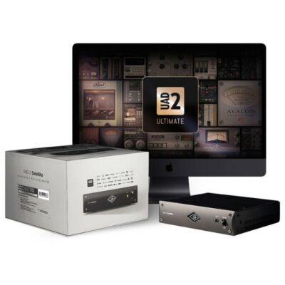 Universal Audio UAD-2 Satellite TB3 - Octo Ultimate 8