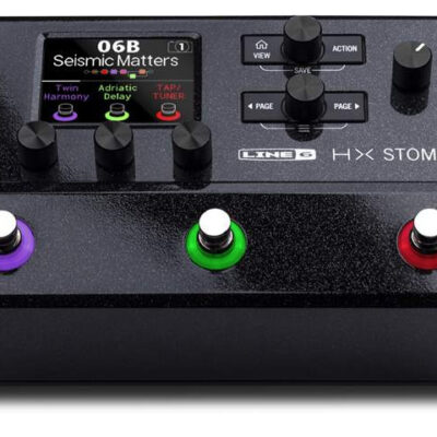 Line 6 HX Stomp Box