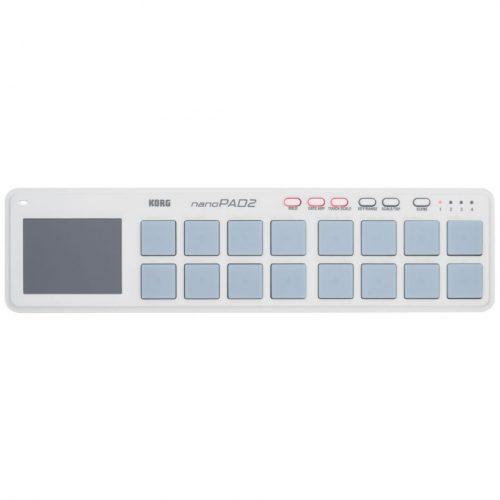 Korg NanoPad2 Tastiera Controller Midi