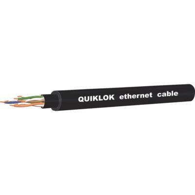 Quik Lok ETH/1004 BK CAVO ETHERNET Cat5e