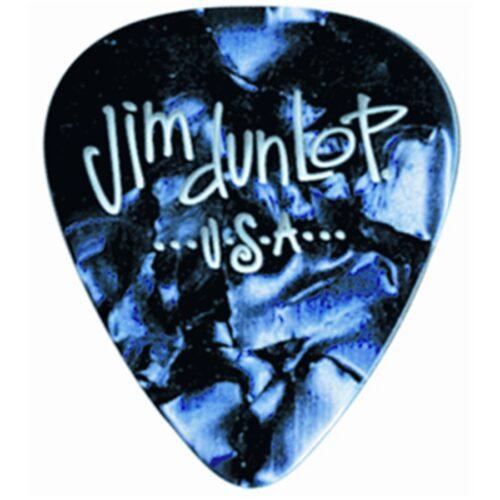 Dunlop 483R#10 Blue Perloid - Thin