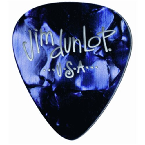 Dunlop 483R#13 Purple Perloid - Thin