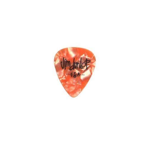 Dunlop 483R#08 Orange Perloid - Medium