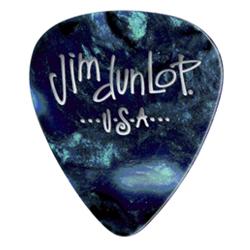 Dunlop 483P#11 Turquoise Perloid - Thin