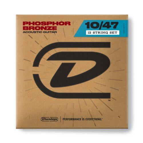 Dunlop DAP1047J Acoustic Phosphor Bronze