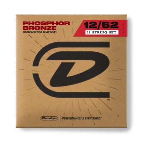 Dunlop DAP1252J Acoustic Phosphor Bronze