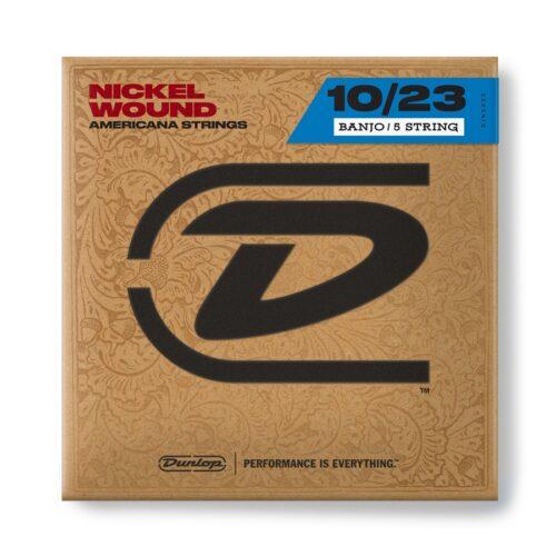 Dunlop DJN1023 Banjo Nickel Wound