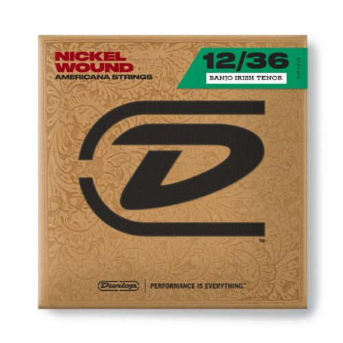 Dunlop DJN1236 Banjo Nickel Wound