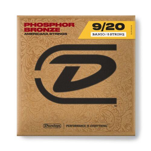 Dunlop DJP0920 Banjo Phosphor Bronze