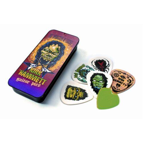 Dunlop KH01T088 Kirk Hammett Tin Box
