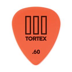 Dunlop 462P Tortex III Orange .60