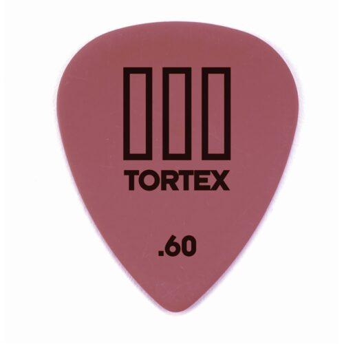 Dunlop 462R Tortex III Orange .60