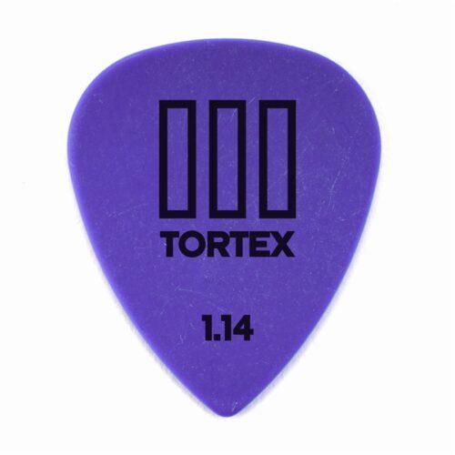 Dunlop 462R Tortex III Purple 1.14