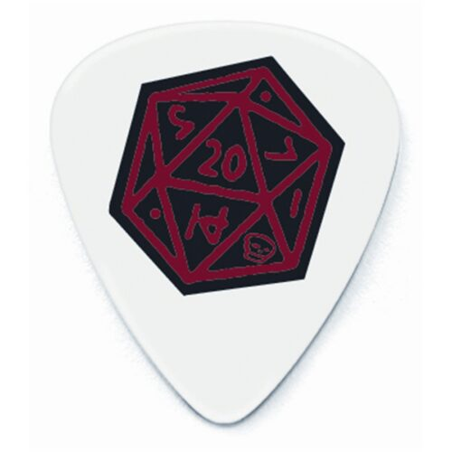 Dunlop BL50R.60 Icosahedron .60mm Bag/36