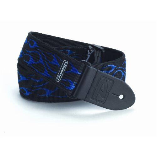 Dunlop D38-11BL Flambè Blue