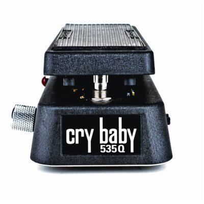 Dunlop 535Q-B Cry Baby Q-Black