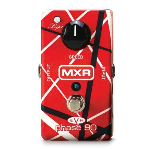 Mxr EVH90 Phase 90 Red