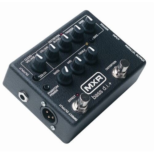 Mxr M80 Bass D.I.+ Pedale Per Basso
