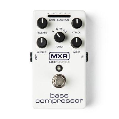 Mxr Bass Compressor M87 Pedale Per Basso