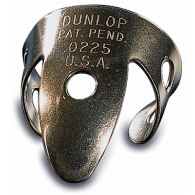 Dunlop 3070 BRASS FINGER - CABINET 120 PLETTRI