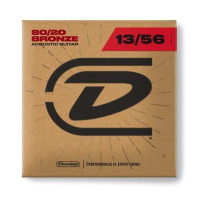 Dunlop DAB1356 Acoustic 80/20 Bronze