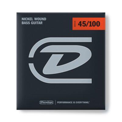 Dunlop DBN45100 Nickel Wound