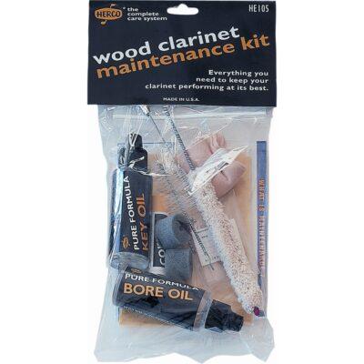 Herco HE105 Kit manutenzione per clarinetto