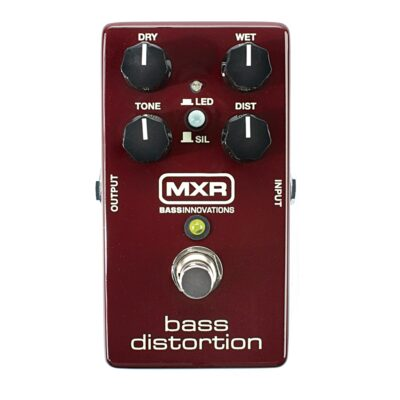 Mxr M85 Bass Distortion Pedale Per Basso