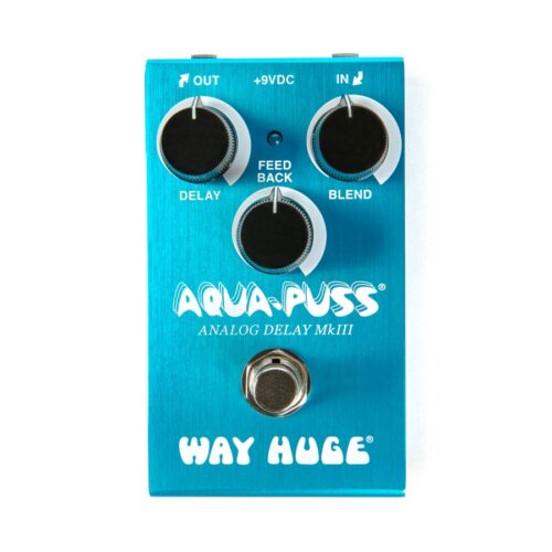 Way Huge WM71 Smalls Aqua Puss Analog Delay