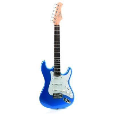 Eko Guitars S-100 3/4 Metallic Blue