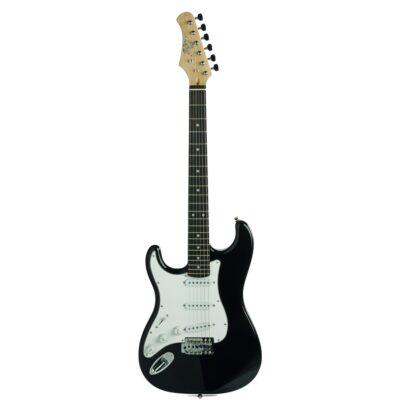 Eko Guitars S-300 LH Black Left Handed