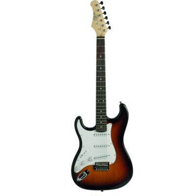Eko Guitars S-300 LH Sunburst Left Handed