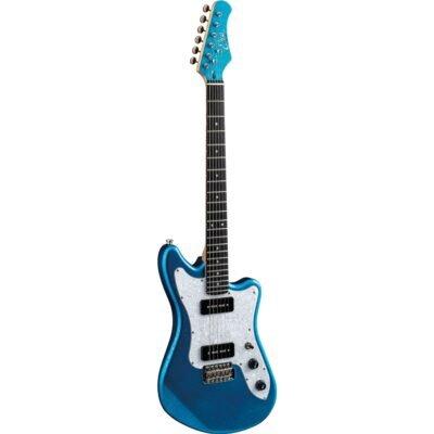 Eko Guitars Camaro VR 2-90 Blue Sparkle
