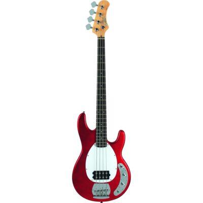 Eko Guitars MM-300 Chrome Red