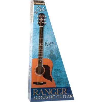 Eko Guitars Ranger 6 Pack Black