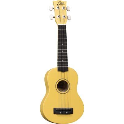 Eko Guitars Uku Primo Ukulele Soprano Yellow