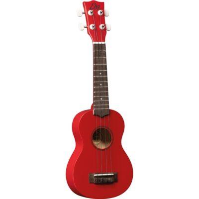 Eko Guitars Uku Primo Ukulele Soprano Red