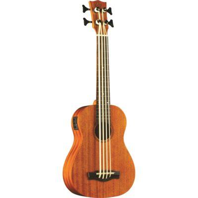 Eko Guitars Uku Duo Ukubass Fretless Eq