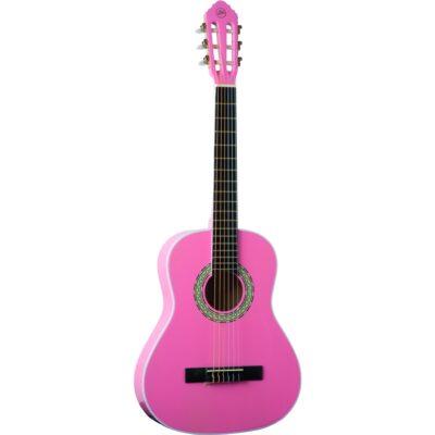 Eko Guitars CS-5 Pink