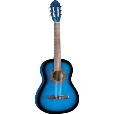 Eko Guitars CS-5 Blue Burst