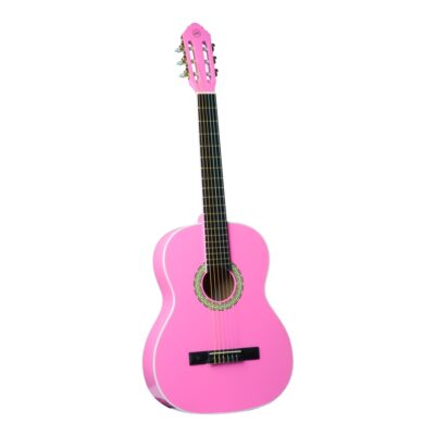 Eko Guitars CS-10 Pink