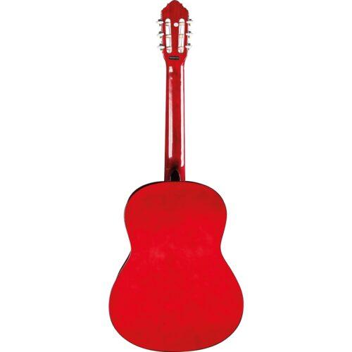 Eko Guitars CS-10 Red Burst