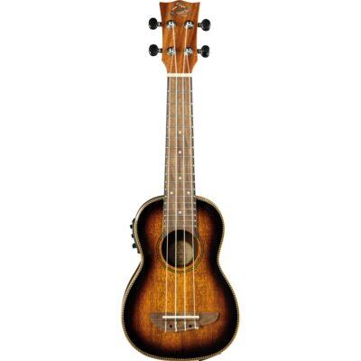 Eko Guitars Uku EGO Ukulele Soprano Eq