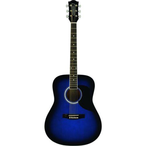 Eko Guitars Ranger 6 Blue Sunburst