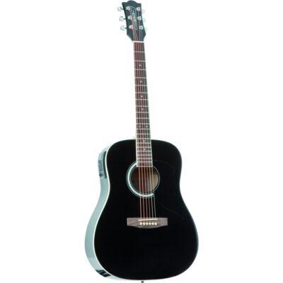 Eko Guitars Ranger 6 Eq Black