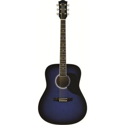 Eko Guitars Ranger 6 Eq Blue Sunburst