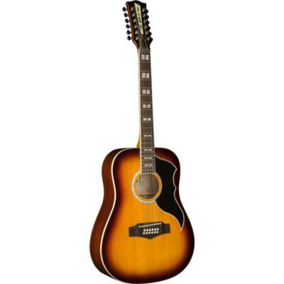 Eko Guitars Ranger XII VR Honey burst