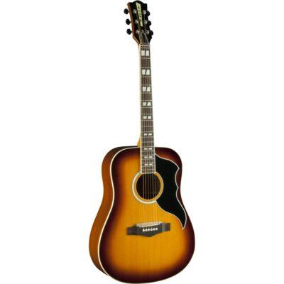 Eko Guitars Ranger VI VR Eq Honey burst
