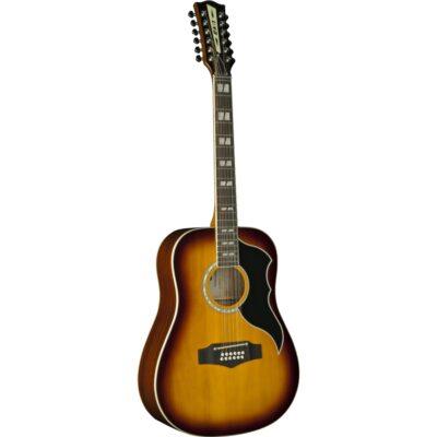 Eko Guitars Ranger XII VR Honey burst EQ
